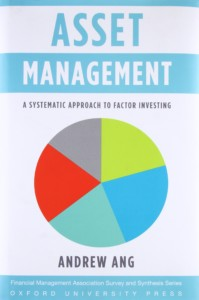 Andrew Ang - Asset Management Buchcover