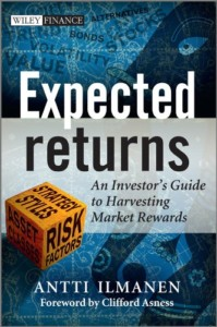 Antti Ilmanen - Expected Returns Buchcover