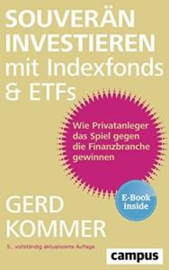 Gerd Kommer - Soverän Investieren mit Indexfonds & ETFs Buchcover