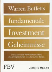 Jeremy Miller - Warren Buffets fundamentale Investment Geheimnisse Buchcover