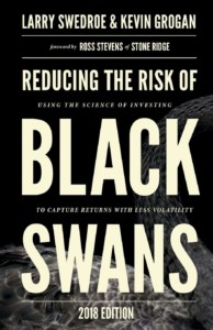 Larry Swedroe & Kevin Grogan - Reducing the Risk of Black Swans Buchcover