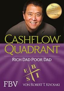 Robert Kiyosaki - Cashflow Quadrant Buchcover
