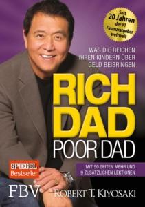 Robert Kiyosaki - Rich Dad Poor Dad Buchcover