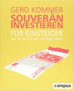 Gerd Kommer - Souverän Investieren für Einsteiger Buchcover