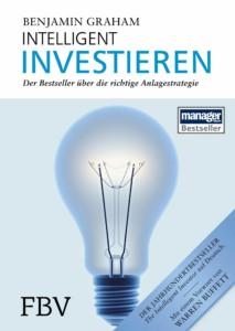 Benjamin Graham - Intelligent Investieren Buchcover