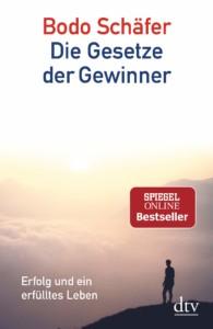 Bodo Schäfer - Die Gesetze der Gewinner - Erfolg und ein erfülltes Leben - Buchcover