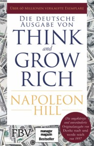 Napoleon Hill - Think and Grow Rich Buchcover