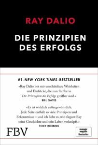 Ray Dalio - Die Prinzipien des Erfolgs Buchcover