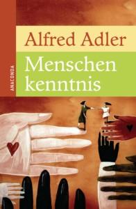 Alfred Adler - Menschenkenntnis Buchcover