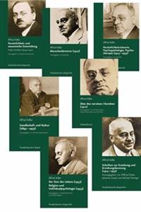 Alfred Adler - Studienausgabe Buchcovers