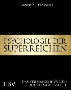 Psychologie der Superreichen Buchcover