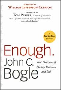John C. Bogle - Enough Buchcover