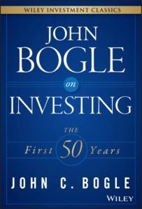 John Bogle on Investing Buchcover