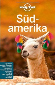 Lonely Planet Südamerika Buchcover