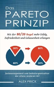 Das Pareto-Prinzip Buchcover