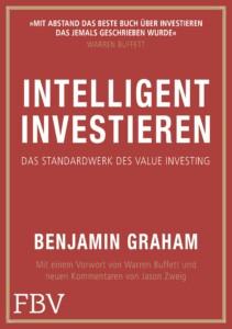 Benjamin Graham - Intelligent Investieren Taschenbuch Buchcover