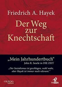 Der Weg zur Knechtschaft Buchcover