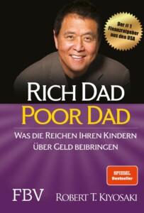 Robert Kiyosaki - Rich Dad Poor Dad Hardcover