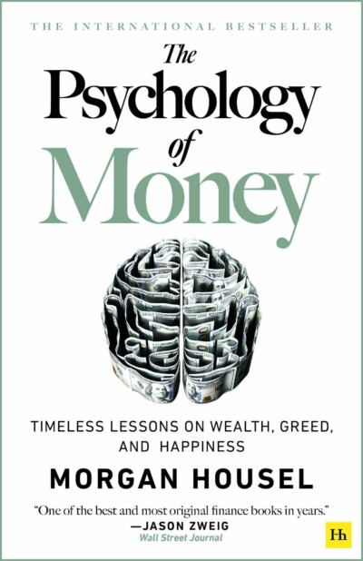 The Psychology of Money Buchcover
