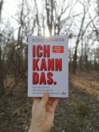 Bodo Schäfer - Ich kann das - Buchfoto