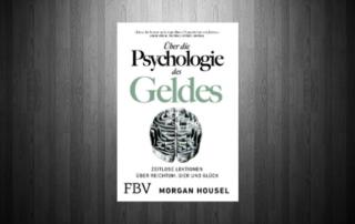 Morgan Housel - Über die Psychologie des Geldes Blobganner
