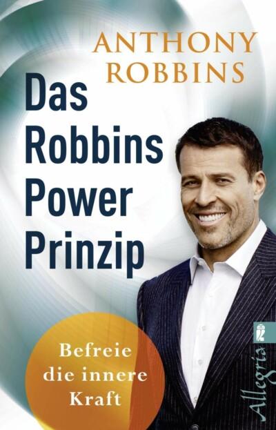 Tony Robbins - Das Robbins Power Prinzip - Befreie deine innere Kraft - Buchcover