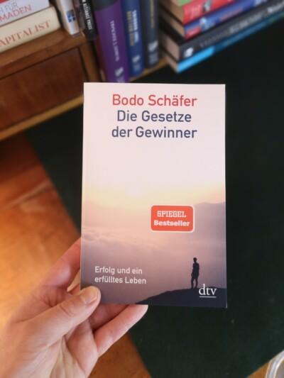 Bodo Schäfer - Die Gesetze der Gewinner - Bibliothek
